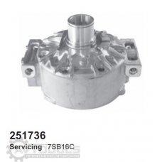 Крышка передняя кондиционера 251736