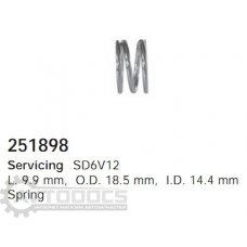 Пружина кондиционера 251898