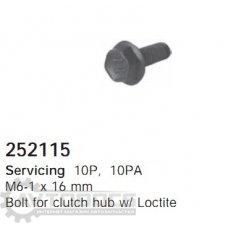 Болт кондиционера 252115