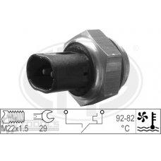 Термовыключатель вентилятора радиатора 330181 ERA