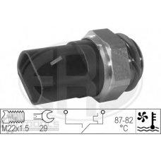 Термовыключатель вентилятора радиатора 330197