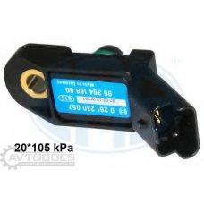 Датчик давления впускного коллектора 550130A