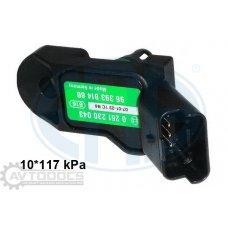 Датчик давления впускного коллектора 550133A