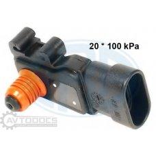 Датчик давления впускного коллектора 550141A