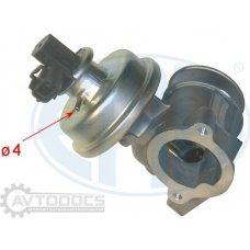 Клапан EGR 555297A