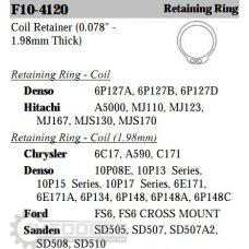 Стопор шкива кондиционера F10-4120