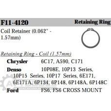Стопор шкива кондиционера F11-4120