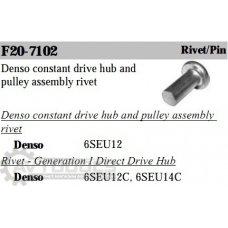Заклепки кондиционера F20-7102