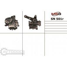 Рулевой редуктор с ГУР, SN501R