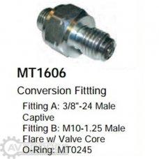 Сервисный клапан кондиционера MT1606